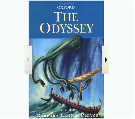 the odyssey picture book captain jp s log october 2010