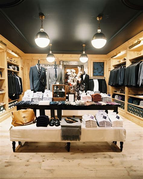 17 best ideas about clothing store design on