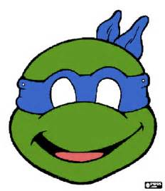 turtle mask template best photos of mask template turtle mask