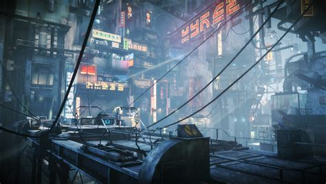 cyberpunk city concept environment sci fi concept art cyberpunk stars wars killzone cities art mercenary