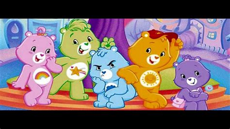 theme line care bear care bears theme song remix youtube