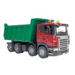 bruder scania r series tipper dump truck 03550 by bruder