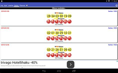 resultados de las loterias resultados loter 237 as colombia android apps on google play