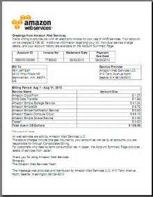 new download invoices from your aws account aws