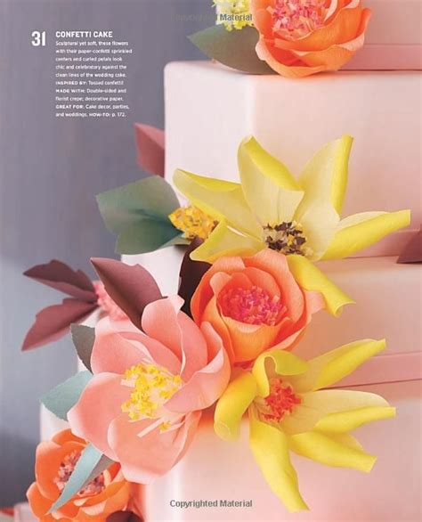 tissue paper flower tutorial martha stewart paper to petal 75 whimsical paper flowers to craft by