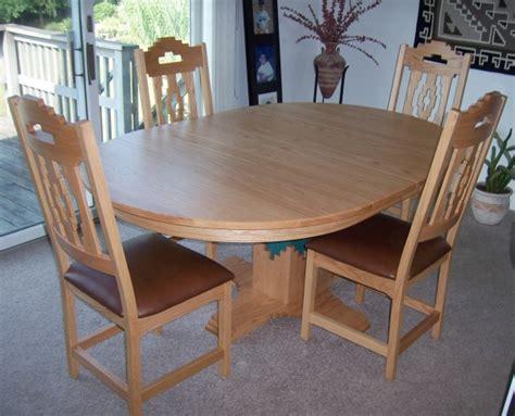 custom southwestern dining set amish custom southwestern