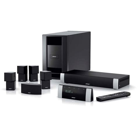 bose lifestyle v30 home theater system black 41794 b h photo