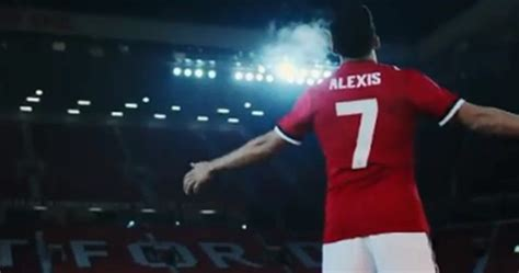 alexis sanchez joe weller name every man united no 7 of the premier league era