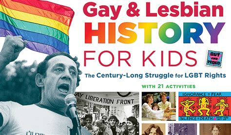 an lgbtq history educators guide books lgbt history focus of new children s book chicago