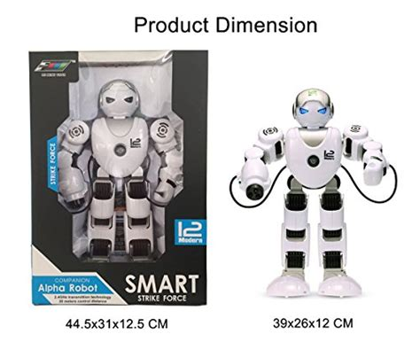 haite no k1 smart remote robots toys alpha modern companion robot with walking