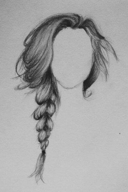 sketches of hair best 25 drawing hair ideas on pinterest hair sketch