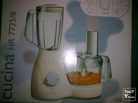 philips cucina robot robot philips mod 232 le cucina 7725 colombes 92700