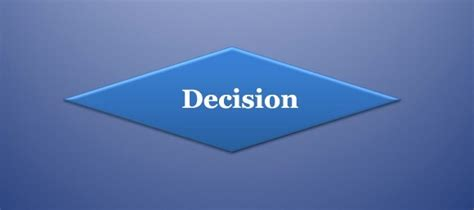 flowchart decision symbol image gallery decision symbol