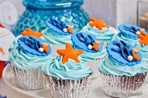Under The Sea Th  Ee  Birthday Ee   Party Spaceships And Laser Beams