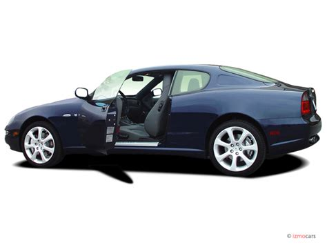 Maserati 2 Door Coupe Price by Image 2004 Maserati Coupe 2 Door Coupe Cambiocorsa Open