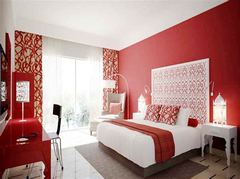 red bedroom walls bedroom tips to build bed room fun ideas with red wall