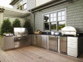 Cabinets For Outdoor Kitchen modern outdoor kitchen cabinets polymer for outdoor decor outdoor