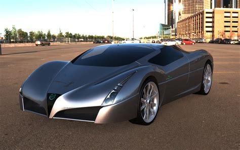 hyundai supercar nemesis steenstra styletto the zero emission supercar