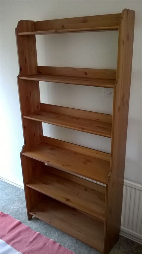 ikea leksvik bookcase bookshelf in heath cardiff