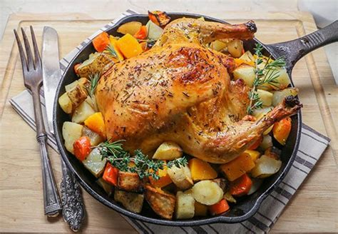 roast chicken root vegetables roasted chicken with root vegetables the chic site