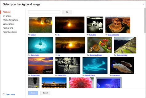 google email wallpaper how to set your own background image in gmail pureinfotech