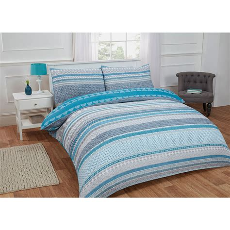 teal bedding twin textured stripe double duvet set twin teal bedding b m