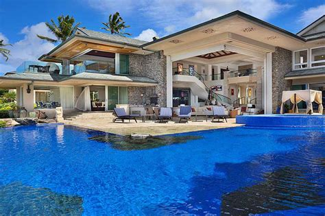 luxury beachfront estate in idesignarch interior