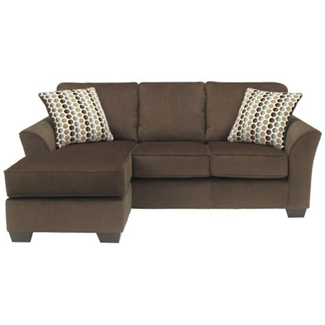 ashley furniture couch with chaise ashley furniture geordie cafe contemporary sofa chaise