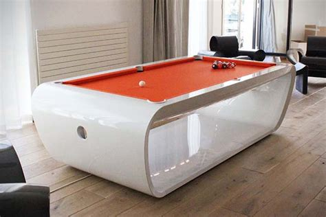 Blacklight Pool Table by 12 Must Pool Tables For The Cave Hiconsumption
