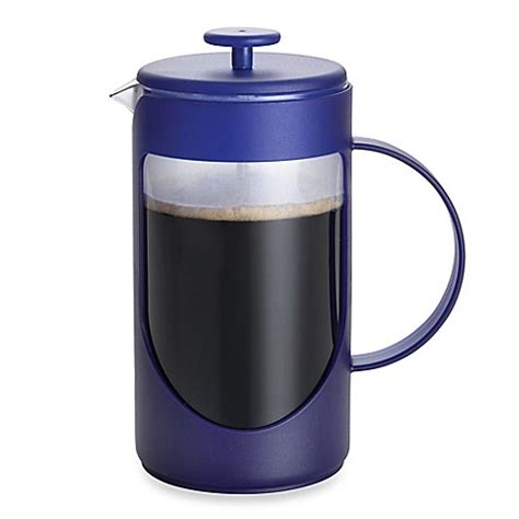 bed bath and beyond french press bonjour 174 ami matin 8 cup unbreakable french press bed