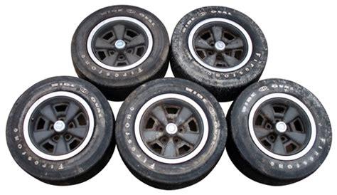 camaro wheels set    chevelle  spoke  wheels gm original