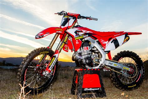 win a motocross bike to win the vital mx 2018 honda crf450r bike
