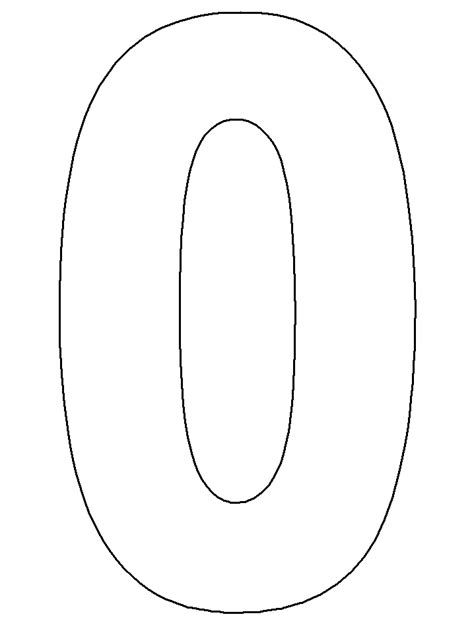 plantillas de numeros para imprimir plantillas de n 250 meros para imprimir y recortar gratis