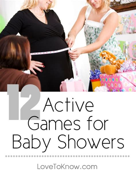 Active Baby Shower by The World S Catalog Of Ideas
