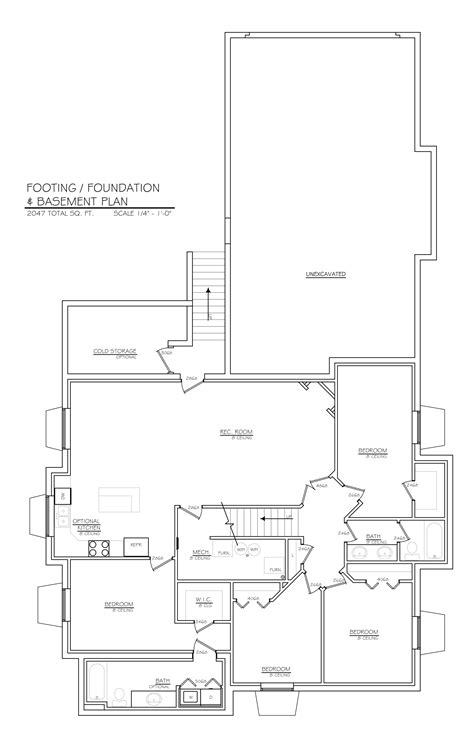 Lakehouse Floor Plans by Lake House Floor Plan