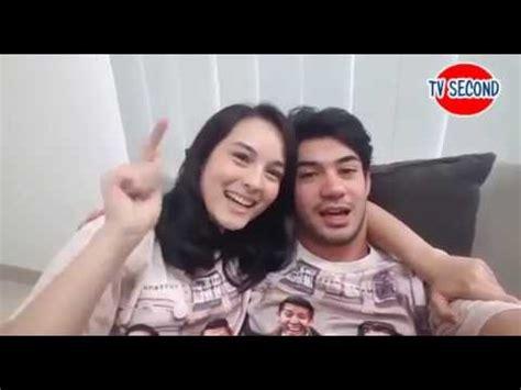 film chelsea islan youtube reza rahardian kecup kening chelsea islan film rudy