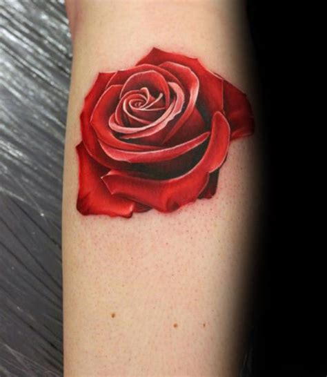 realistic flower tattoo designs 90 realistic designs for floral ink ideas
