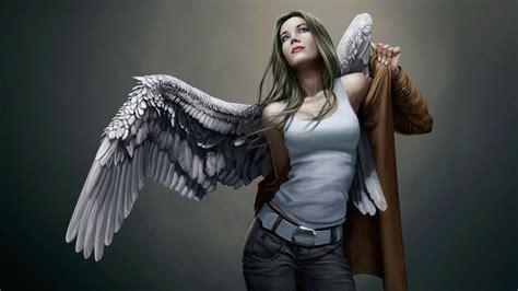 Wallpaper Girl Angel | girl angel hd desktop wallpaper widescreen high
