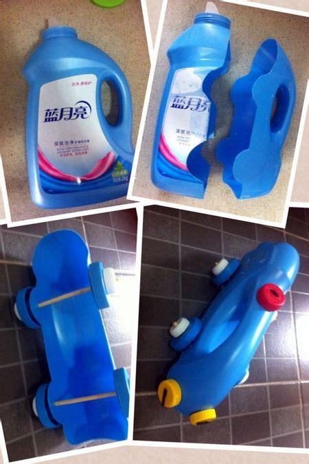 como hacer carrito con material reciclable juguetes diy juguete infantil con una botella de pl 225 stico el mundo