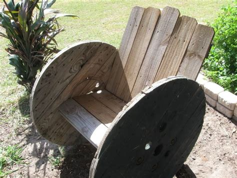 Reel Rocker Chair By David Meddings Design by 17 Best Images About Wooden Reel Projects On