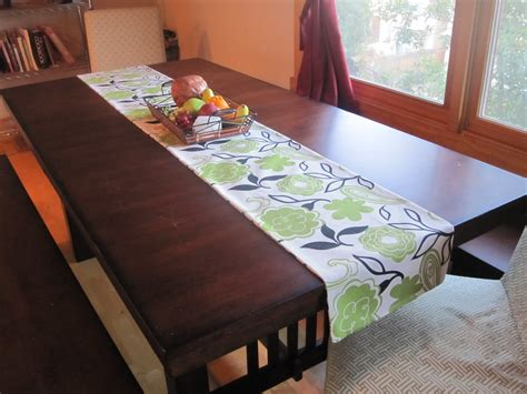 how to sew a table runner sew a table runner brokeasshome com