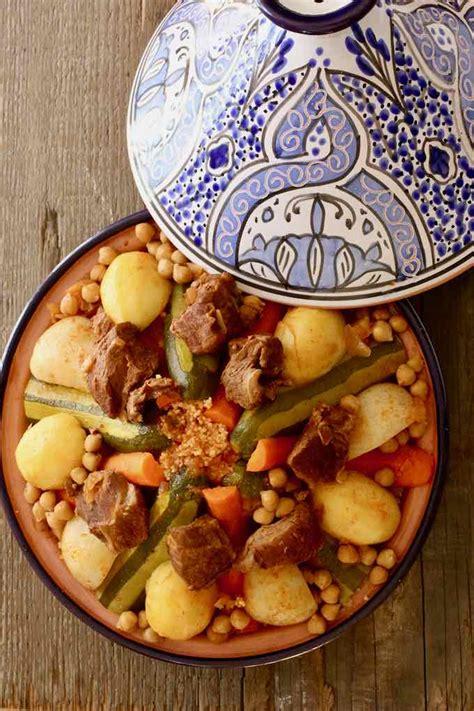 recette cuisine couscous tunisien couscous tunisien recette traditionnelle tunisienne