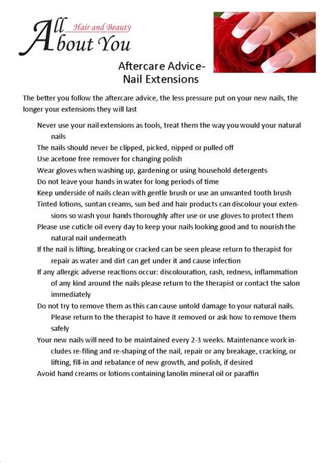 hair extensions aftercare all about you hair salon in wisbech aftercare
