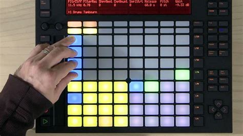 tutorial drum pad pemula ableton push tutorial how to make beats youtube