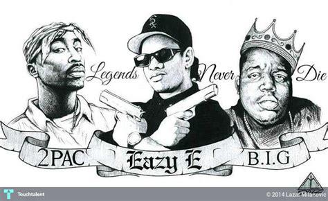 rap kings legends never die sketching lazar milanovic