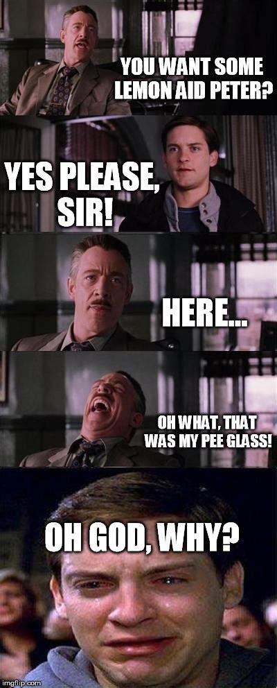 Peter Parker Meme - peter parker cry meme imgflip