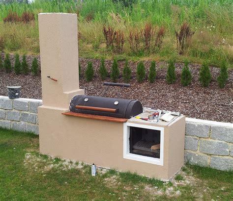 gemauerte grill smoker steinbackofen kombinatio seite 3