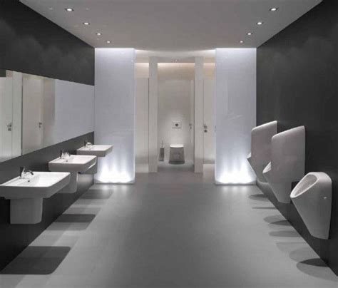 Pinterest Modern Bathrooms - modern public restrooms google search office toilet pinterest modern bathroom furniture