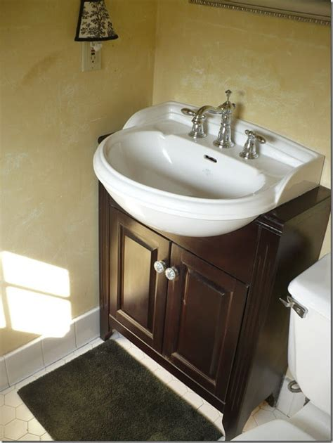 Tiny Bathroom Sink Ideas by Loving The Home You A Cultivated Nest