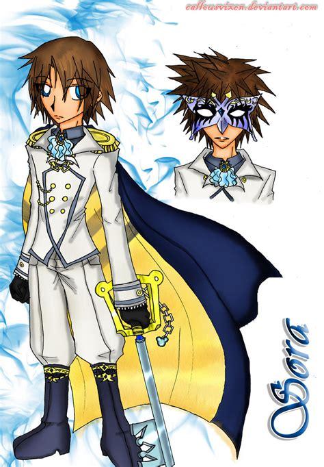 The Prince Of Light sora prince of light by callousvixen on deviantart